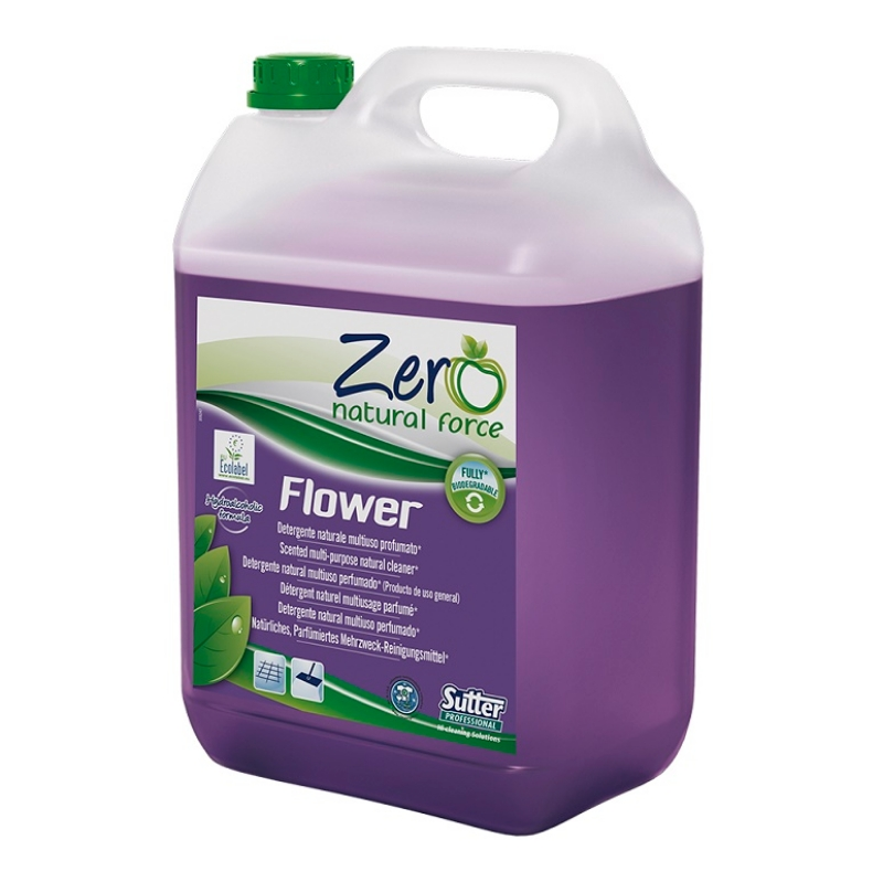 Čistilo za čiščenje površin Zero Flower 5L, SUTTER
