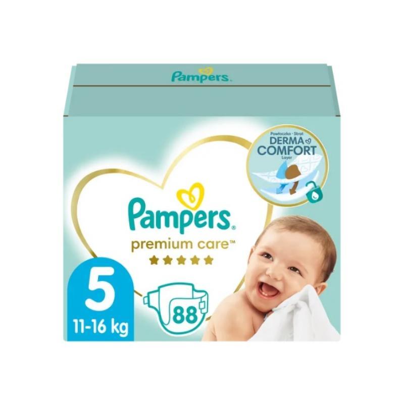 Plenice Pampers Premium Care 11-18kg 44/1 ODPRODAJA