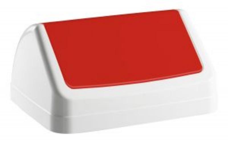 Pokrov koša Max 50L rdeč