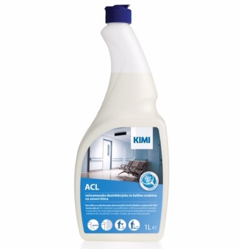 ACL sredstvo za dezinfekcijo in beljenje 1L