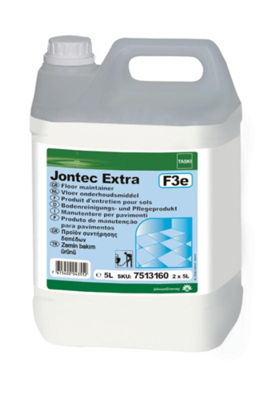 Čistilo za čiščenje in vzdrževanje talnih površin Jontec Extra, 5L, DIVERSY