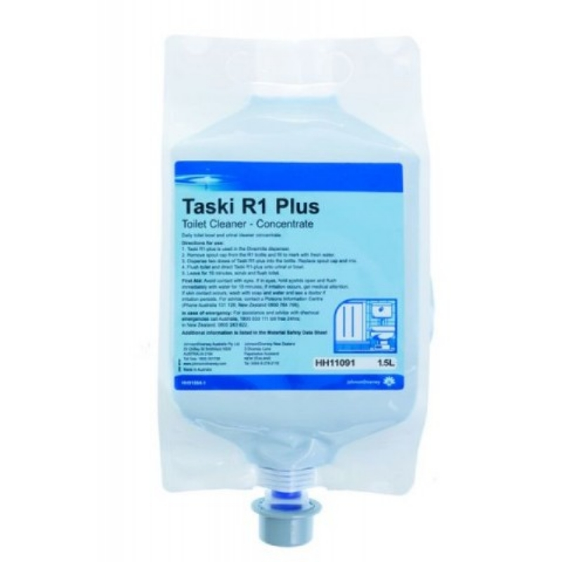 Taski Room Care R1 Plus 2x1,5L-za čiščenje sanitarij