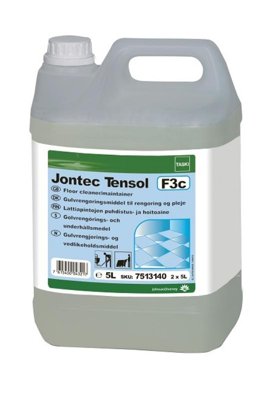 Čistilo za čiščenje in nego tal Taski Jontec Tensol, 2x5L, DIVERSY