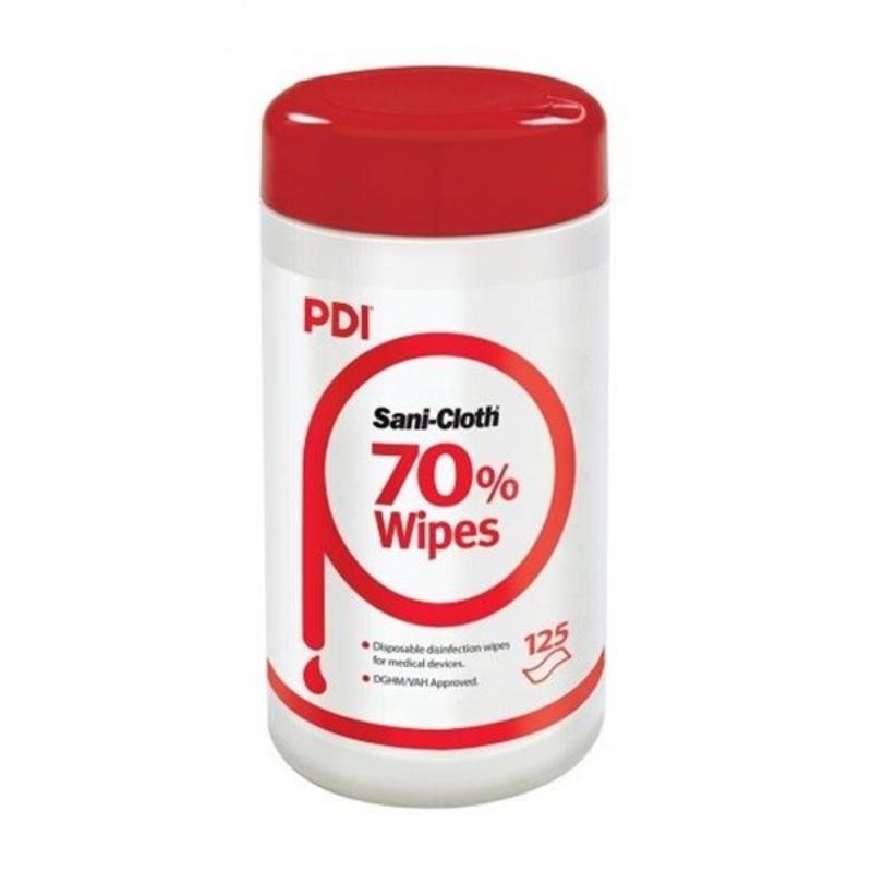 Dezinfekcijski robčki PDI 125/1