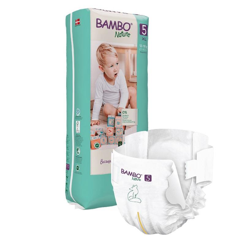 Plenice Bambo Nature Junior 5 12-18kg 44/1