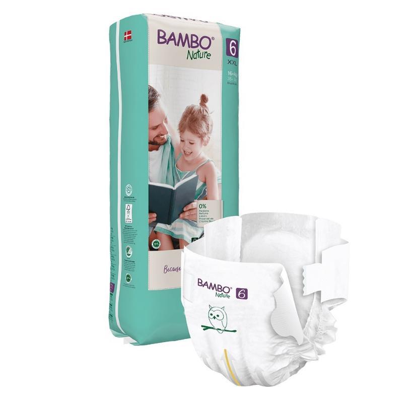 Plenice Bambo Nature XL 6 16+kg 40/1