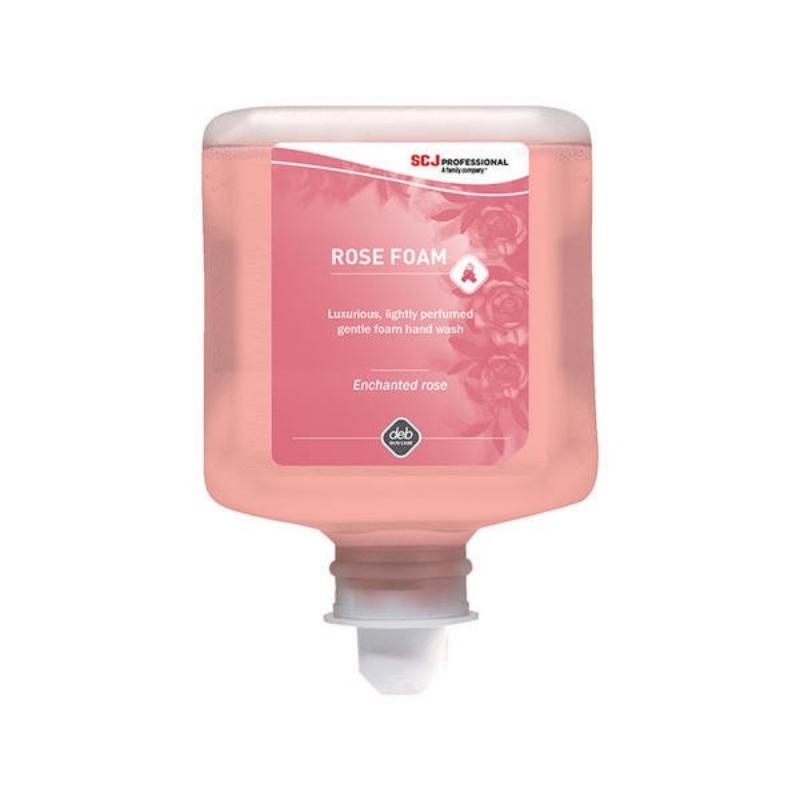 Deb - Stoko penilo Refresh Rose FOAM 1L